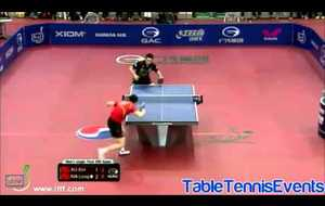 Ma Long Vs Xu Xin: Final [Korea Open 2013]